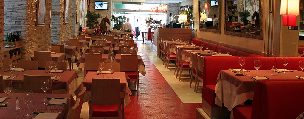 """""""Um ristorante pleno de charme e boa disposição que nos remete para as melhores delicias de Italia"""" Luis Oliveira"""