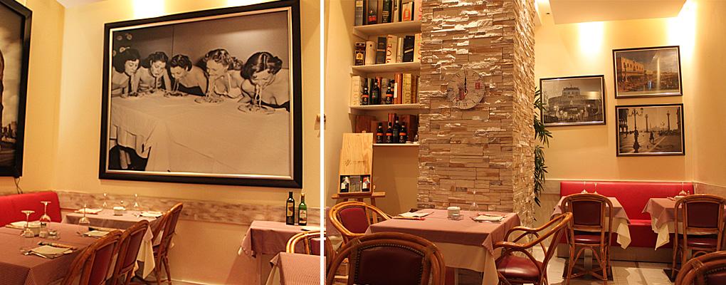 """""""Dispomos de uma Sala de Fumadores e na gastronomia a opção de pasta sem glúten """" Italy Caffé"""